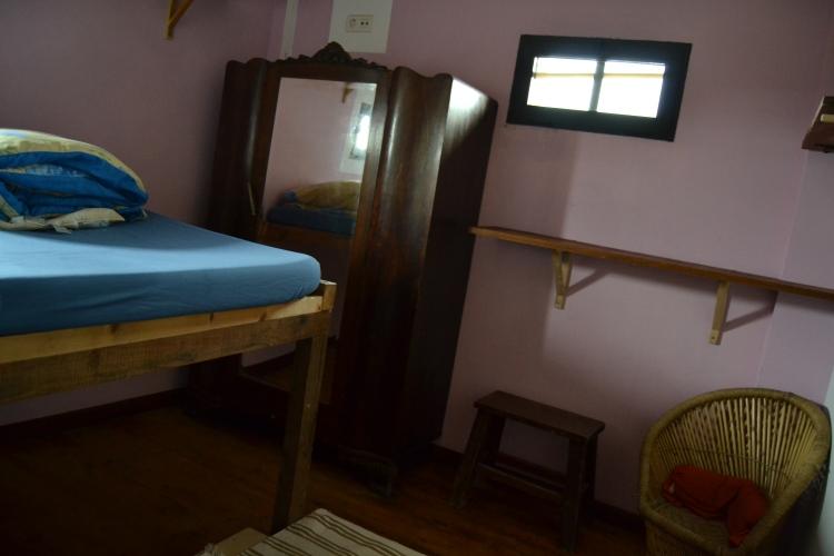 Mi cuarto en Foncebadón