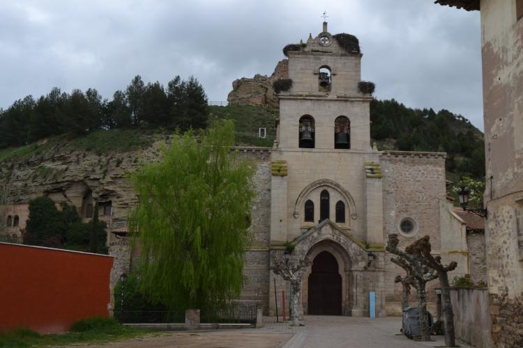 Iglesia de Santa María. Belorado. S XVI