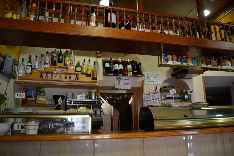 El bar de Hornillos