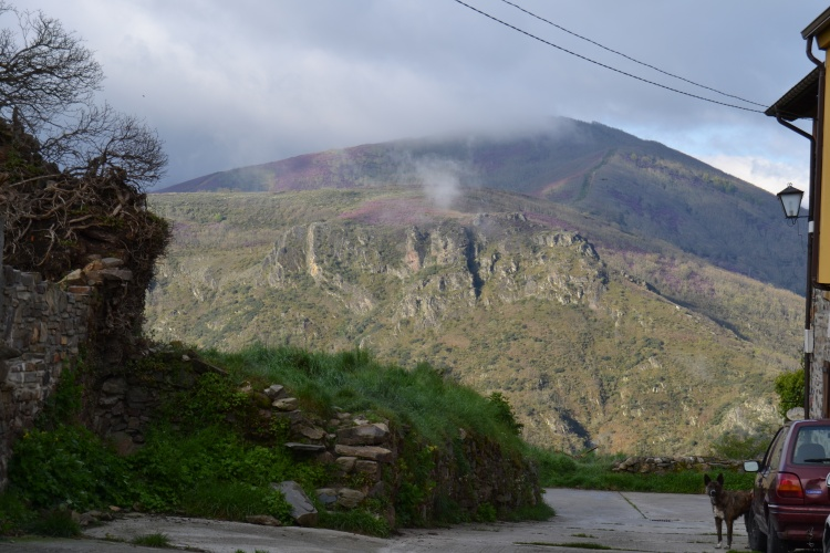 Vista desde El Acebo
