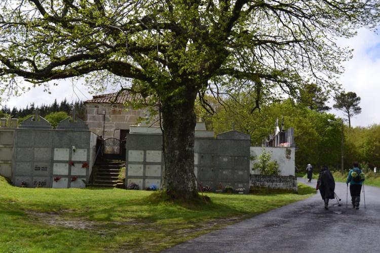 Cementerio de Lestedo