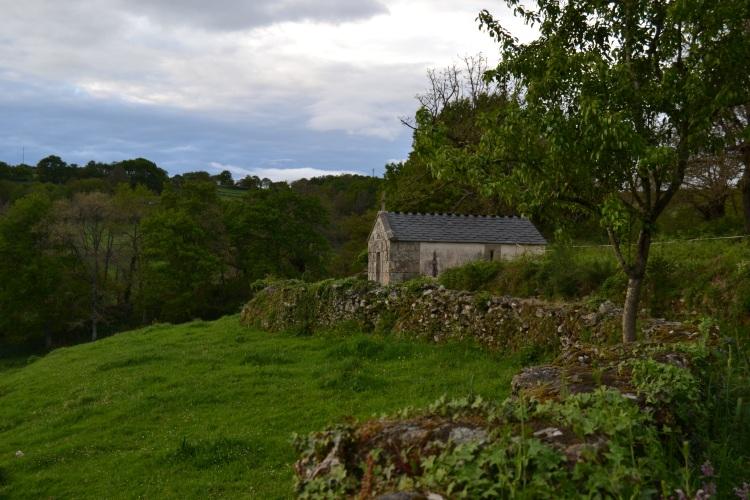 La capilla de Morgade