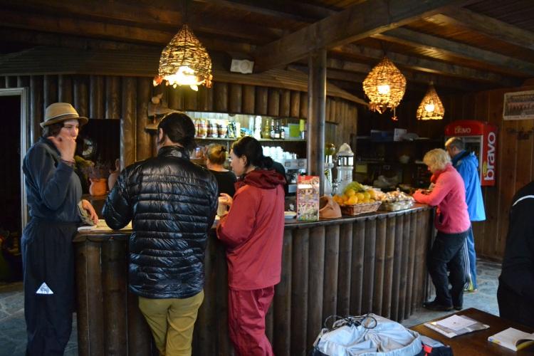 El bar de Fonfría