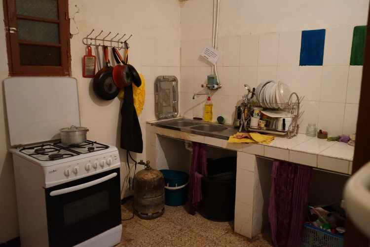 Nuestra cocina