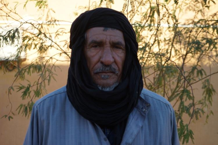 El amable Mohamed.