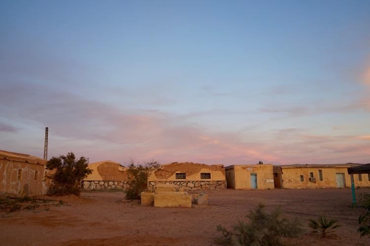 Unas casas de Protocolo