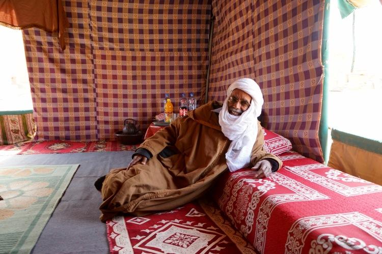 Invitado saharaui