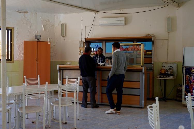 La cafetería de La Base