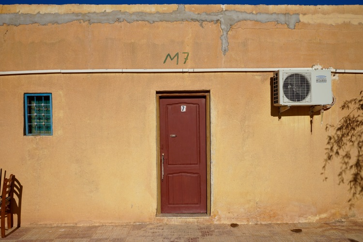 La puerta de nuestra casa